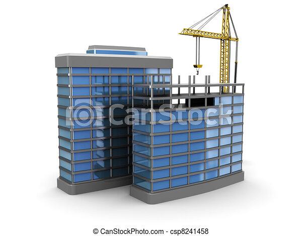 bouwsector - csp8241458