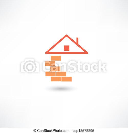 bouwsector - csp18578895