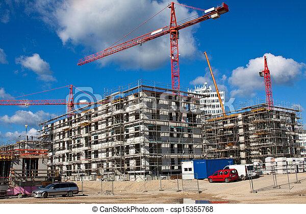 bouwterrein - csp15355768