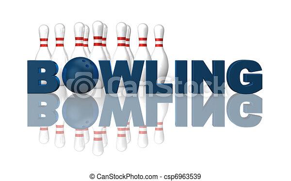 bowling - csp6963539