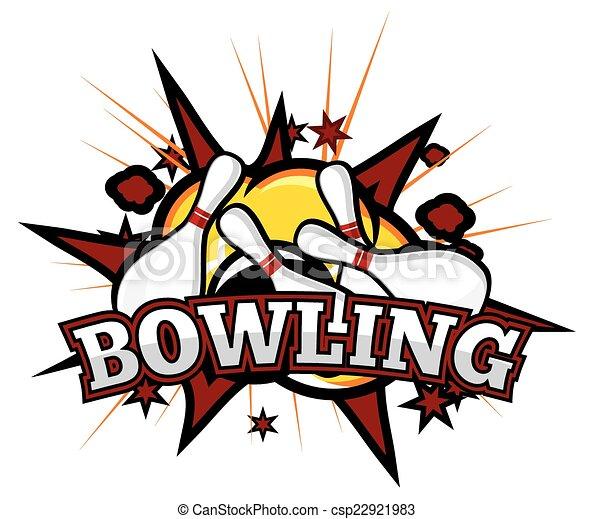 Bowling - csp22921983