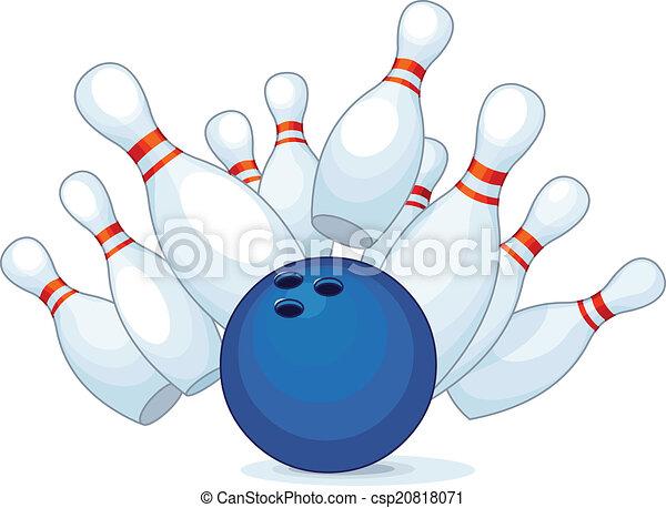 Bowling - csp20818071