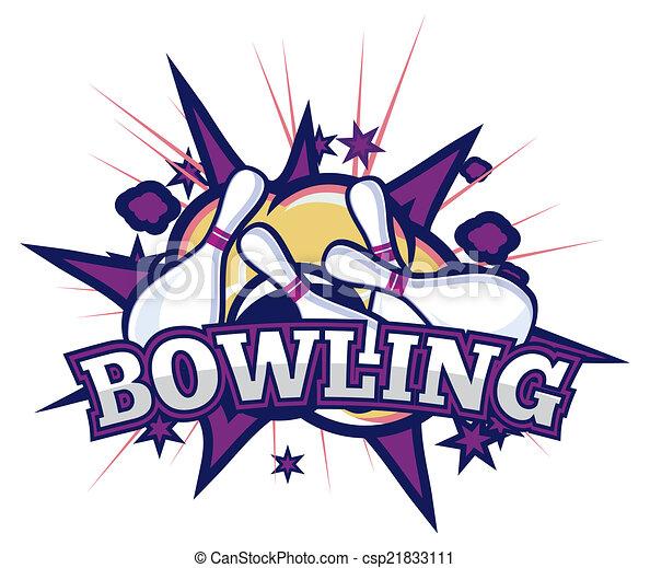 Bowling - csp21833111