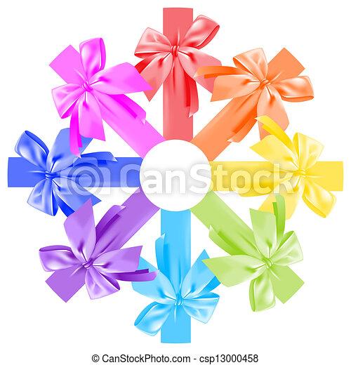 bows round - csp13000458