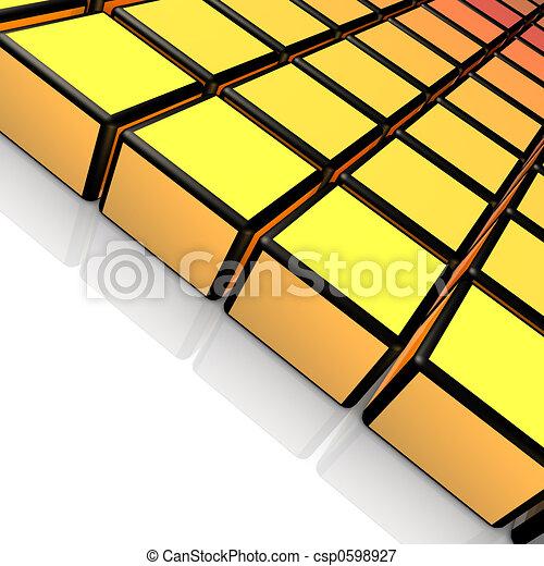 Box Design - csp0598927