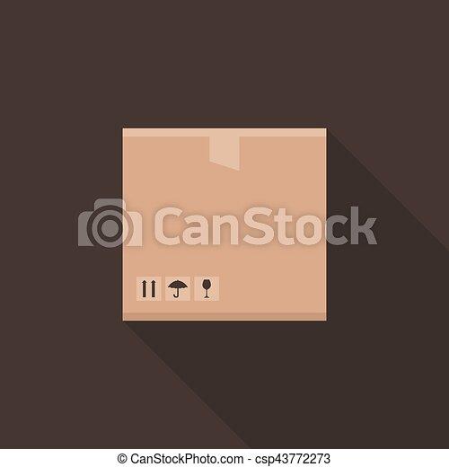 Box flat - csp43772273