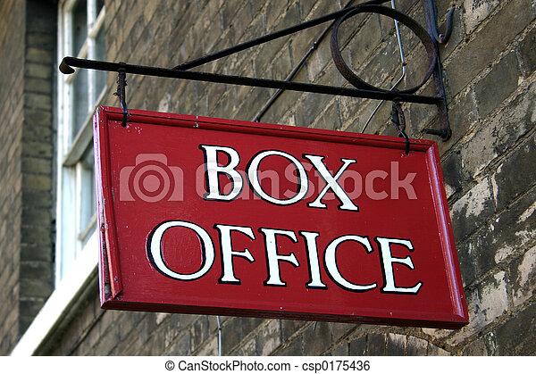 Box Office - csp0175436