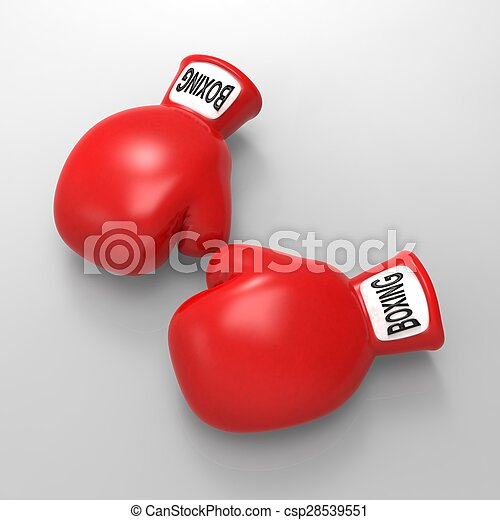 Boxeo - csp28539551