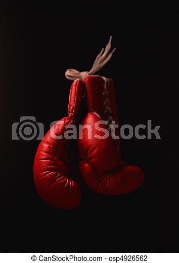 Boxeo - csp4926562