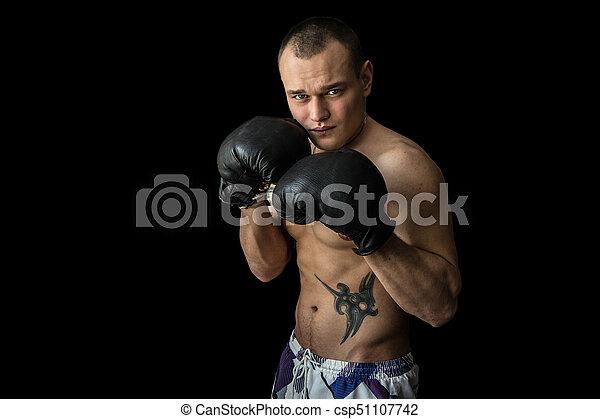 Boxeo - csp51107742