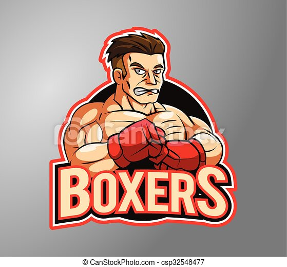 boxeur - csp32548477