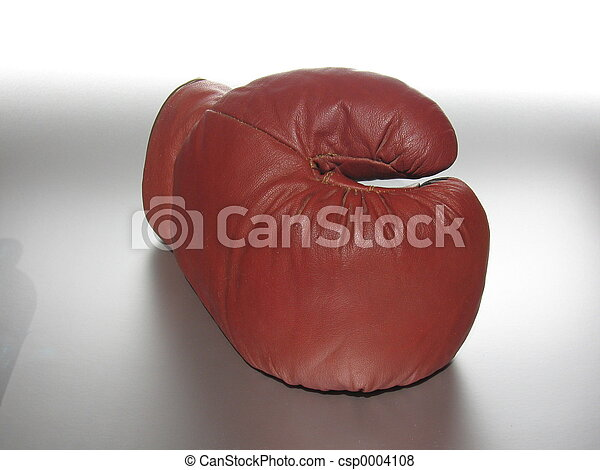 Boxing Glove Front - csp0004108