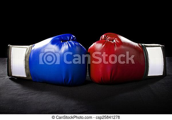 Boxing Gloves - csp25841278