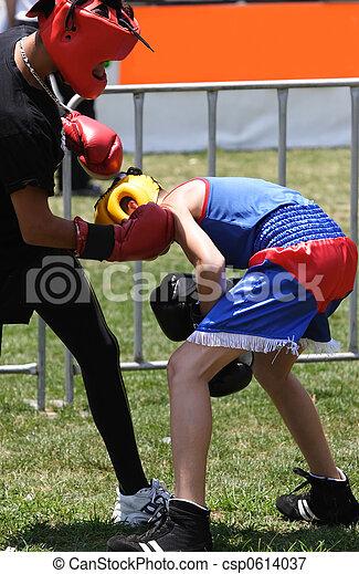 Boxing - csp0614037