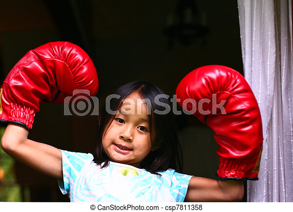 Boxing - csp7811358
