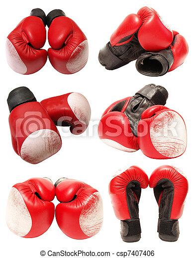 Boxing - csp7407406