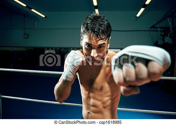 boxing - csp1618985