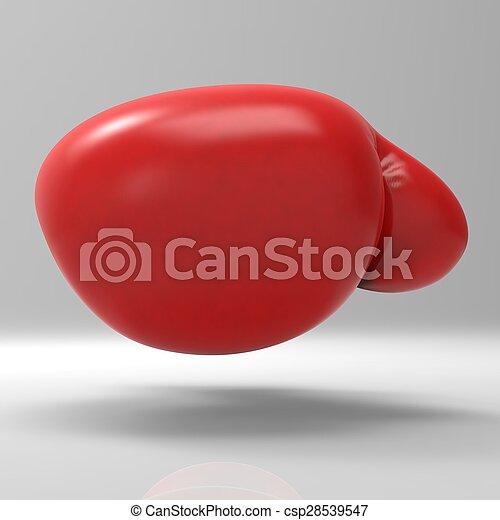Boxing - csp28539547