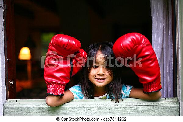 Boxing - csp7814262