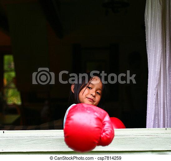 Boxing - csp7814259