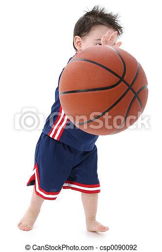 Boy Child Basketball - csp0090092
