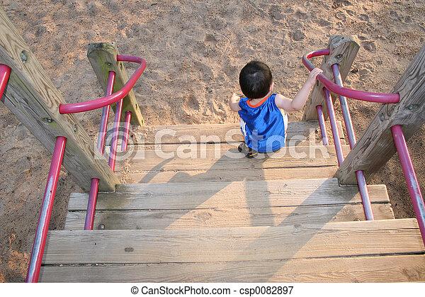 Boy Child Park - csp0082897