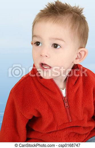 Boy Child Portrait - csp0168747