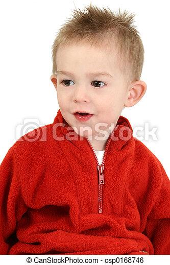 Boy Child Portrait - csp0168746