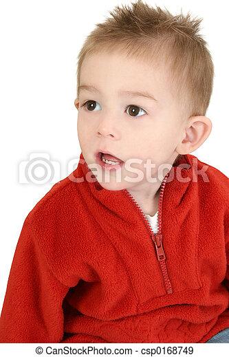 Boy Child Portrait - csp0168749