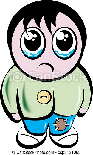 a cartoon boy in tears made with adobe illustrator vectors search rh canstockphoto com illustrator clip art tips illustrator clipart