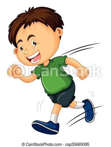 boy in green shirt running illustration eps vectors search clip rh canstockphoto com boy running fast clipart boy running fast clipart