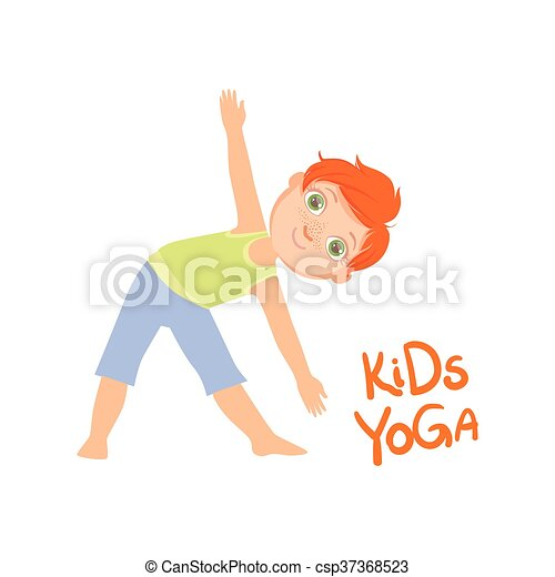 simple hair style of boy drawing yoga  simple hair style