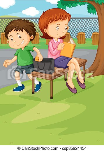 boy stealing from woman s purse illustration rh canstockphoto com no stealing clipart Shoplifting Clip Art