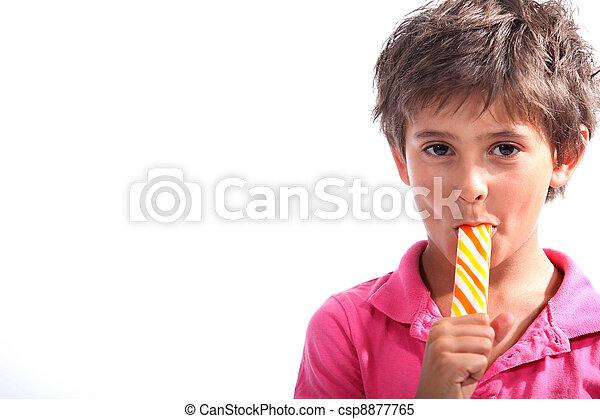 Sucking On A Lollipop