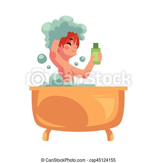 Bathtub teen clips — photo 13