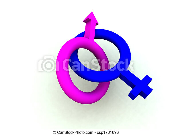 Boys And Girls The Symbols For Both Male And Female