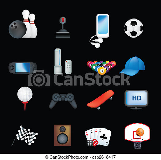 boys hobbies - csp2618417