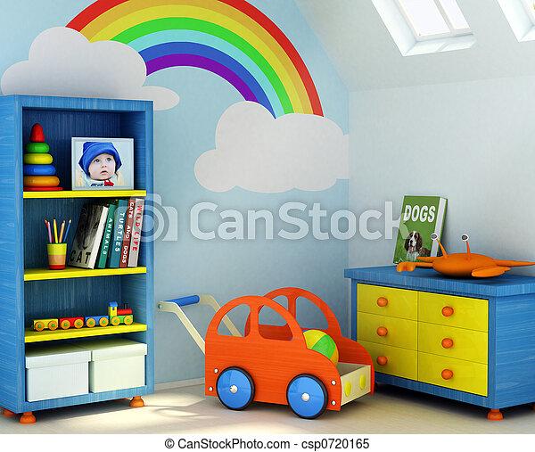 Boy\\\'s room - csp0720165
