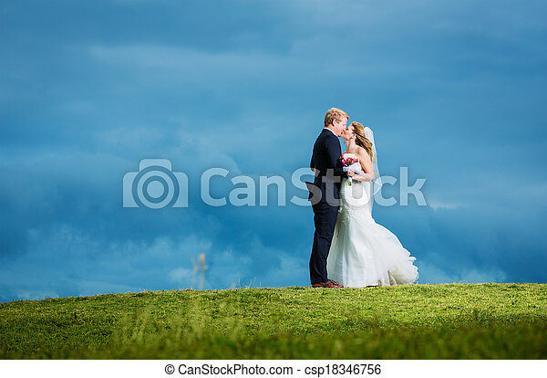bröllop - csp18346756