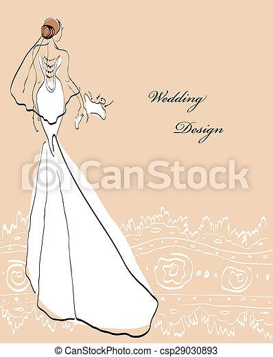 bröllop - csp29030893