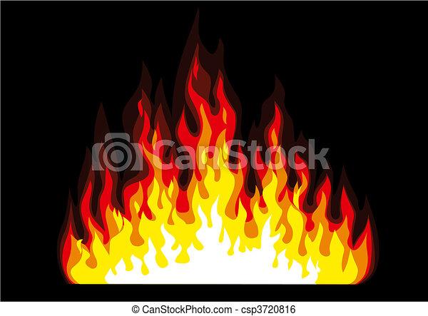 brûler - csp3720816