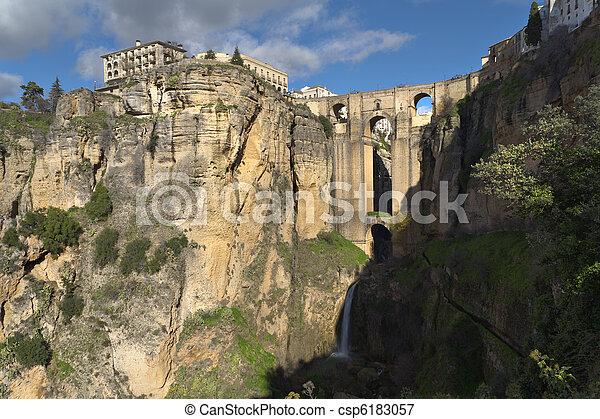Brücke an Ronda 2. - csp6183057