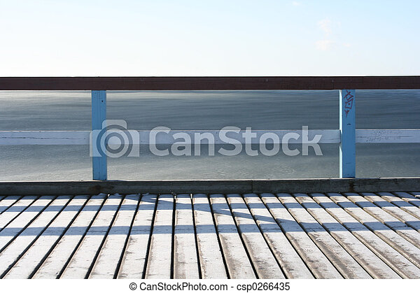 Brücke - Details - csp0266435