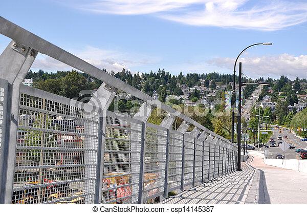 Brucke Sicherheit Zaun Bilder Fotografien Und Foto Clipart