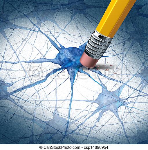 Brain Disease - csp14890954