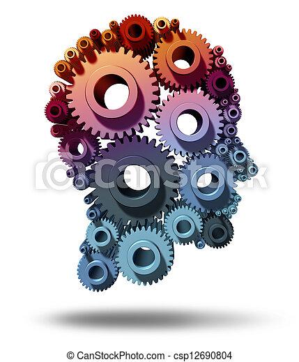 Brain Function - csp12690804