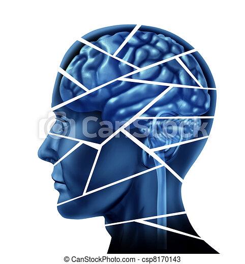 Brain injury - csp8170143