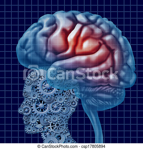 Brain Intelligence Technology - csp17805894