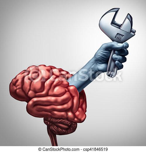 Brain Repair - csp41846519
