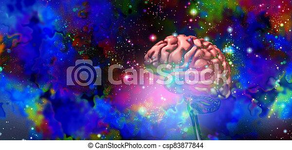 Brain Science - csp83877844